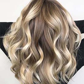 Balayage speacializing in Ash-Blonde balayage, decades of experience